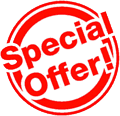 Special Offer from TFE